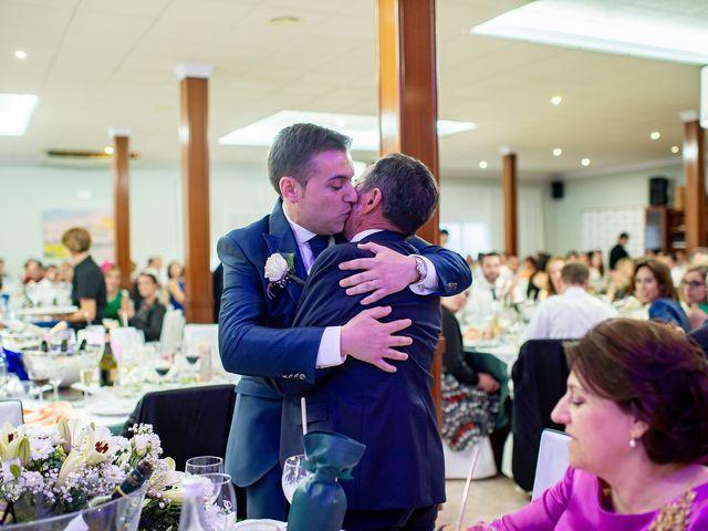 La boda de alberto y Vanesa en Xert/chert, Castellón 68
