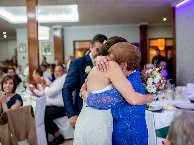 La boda de alberto y Vanesa en Xert/chert, Castellón 70