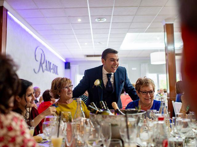 La boda de alberto y Vanesa en Xert/chert, Castellón 76