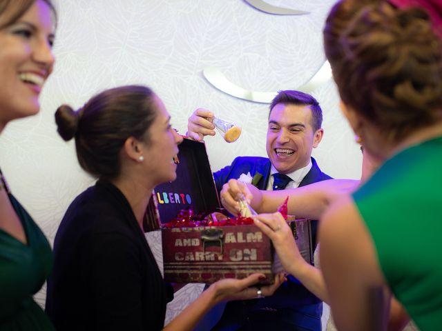 La boda de alberto y Vanesa en Xert/chert, Castellón 78