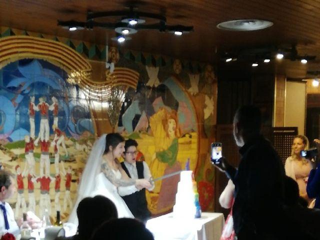 La boda de Sheila  y Cristina  en Badalona, Barcelona 3