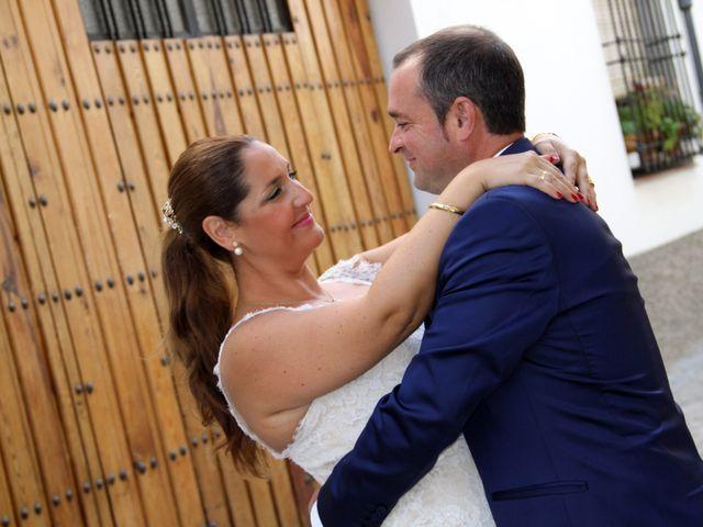 La boda de Juan Luis y Mari Carmen en Bailen, Jaén 134