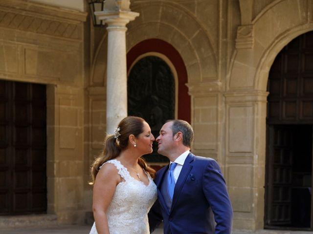 La boda de Juan Luis y Mari Carmen en Bailen, Jaén 152