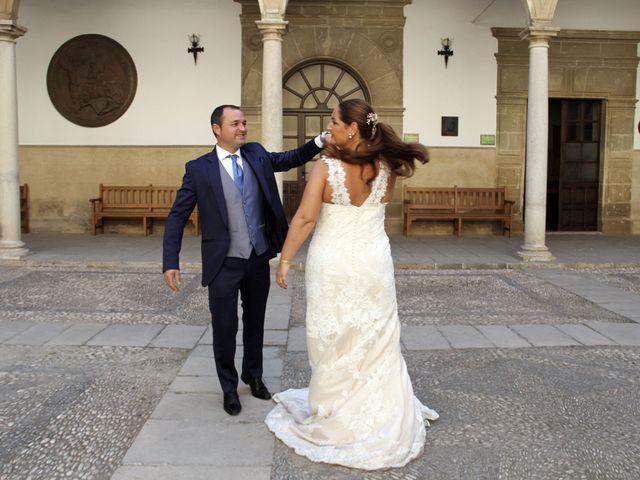 La boda de Juan Luis y Mari Carmen en Bailen, Jaén 155