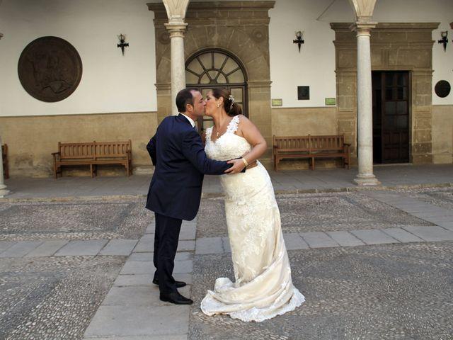 La boda de Juan Luis y Mari Carmen en Bailen, Jaén 156