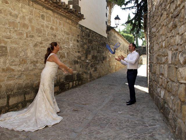 La boda de Juan Luis y Mari Carmen en Bailen, Jaén 194