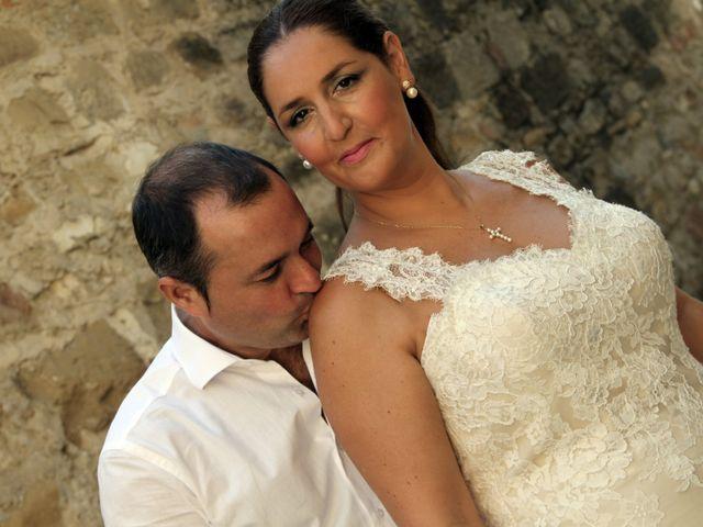 La boda de Juan Luis y Mari Carmen en Bailen, Jaén 128