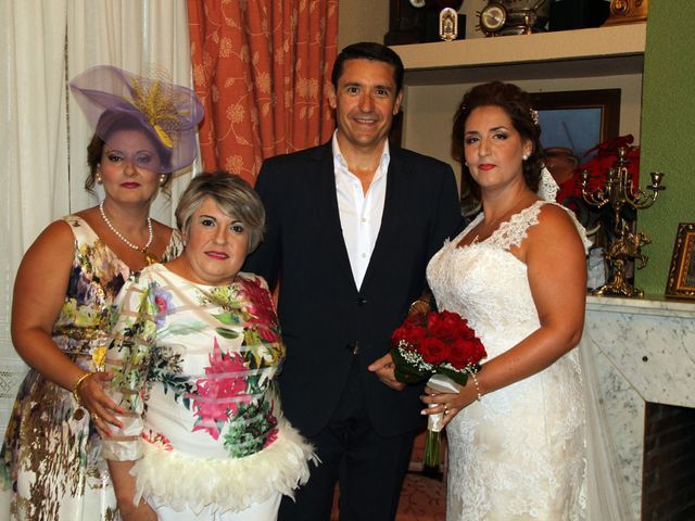 La boda de Juan Luis y Mari Carmen en Bailen, Jaén 55