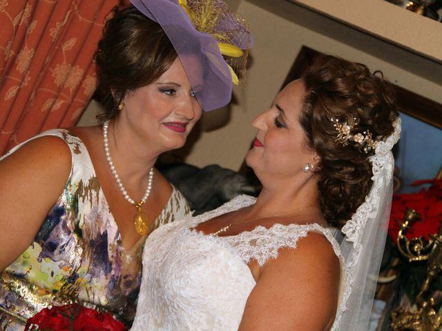 La boda de Juan Luis y Mari Carmen en Bailen, Jaén 57