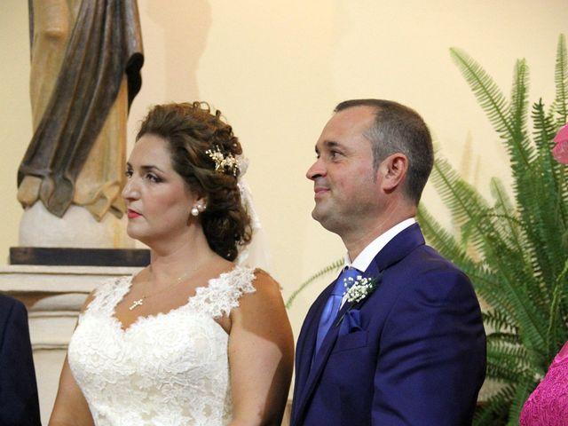 La boda de Juan Luis y Mari Carmen en Bailen, Jaén 78