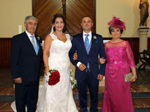 La boda de Juan Luis y Mari Carmen en Bailen, Jaén 87