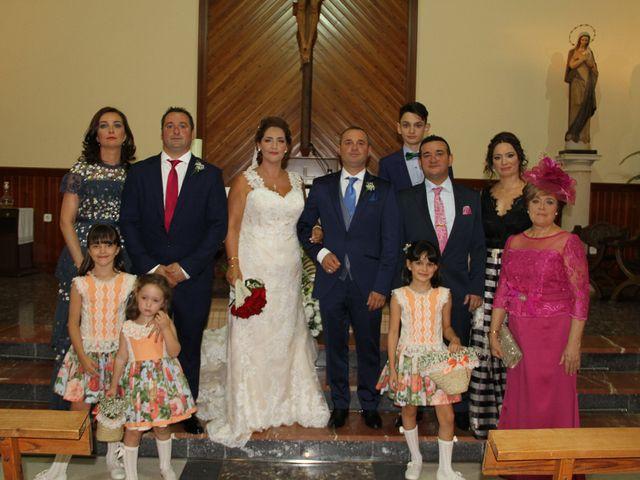 La boda de Juan Luis y Mari Carmen en Bailen, Jaén 88