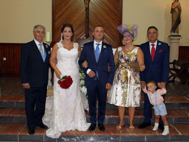 La boda de Juan Luis y Mari Carmen en Bailen, Jaén 89