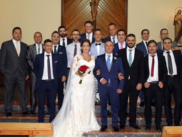 La boda de Juan Luis y Mari Carmen en Bailen, Jaén 91