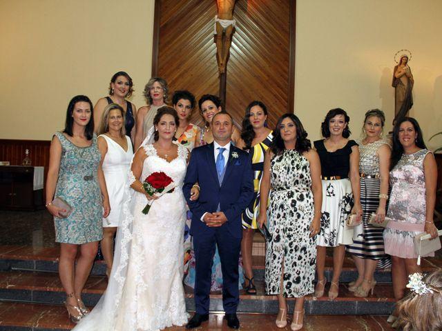 La boda de Juan Luis y Mari Carmen en Bailen, Jaén 92