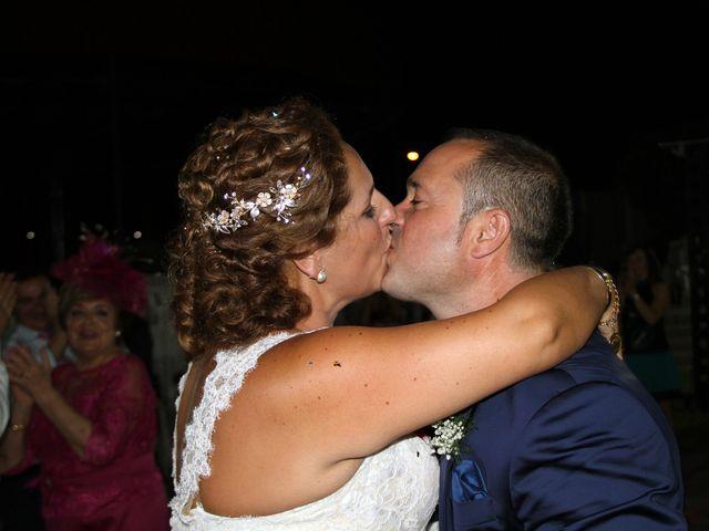 La boda de Juan Luis y Mari Carmen en Bailen, Jaén 124