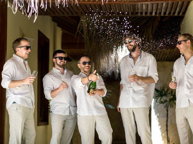 La boda de Merick y Autumn en Marbella, Málaga 8