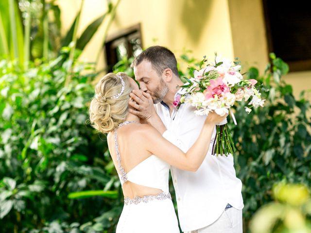 La boda de Merick y Autumn en Marbella, Málaga 25