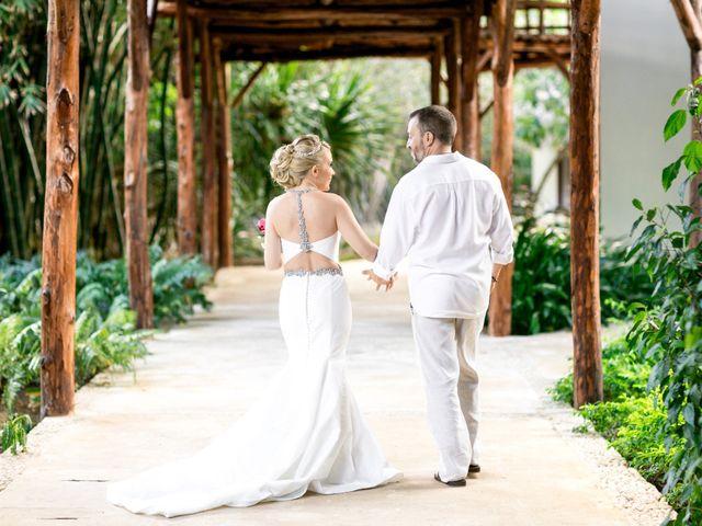 La boda de Merick y Autumn en Marbella, Málaga 27