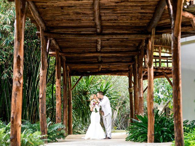 La boda de Merick y Autumn en Marbella, Málaga 28