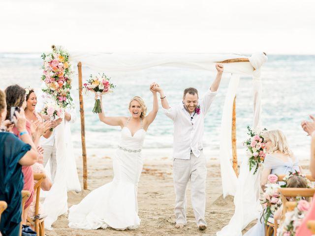 La boda de Merick y Autumn en Marbella, Málaga 1