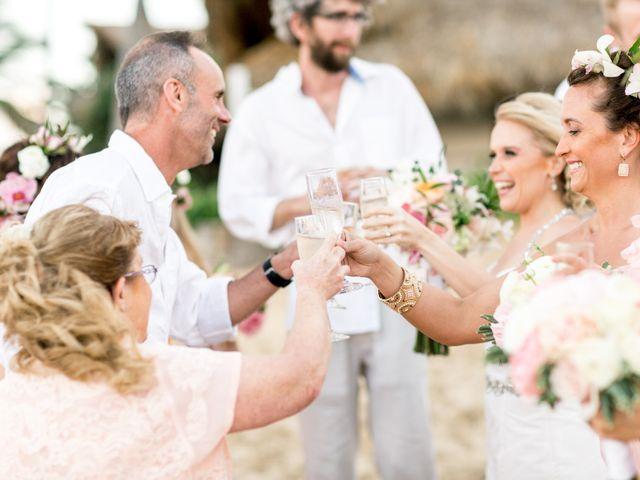 La boda de Merick y Autumn en Marbella, Málaga 54