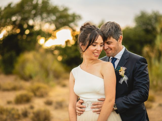 La boda de Miren y Tone