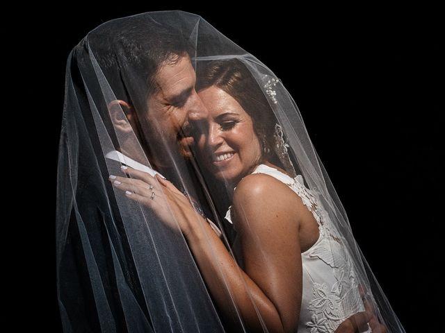 La boda de Julia y Manuel