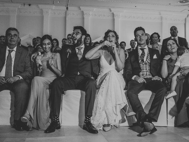 La boda de Mario y Maria José en Burguillos, Sevilla 8