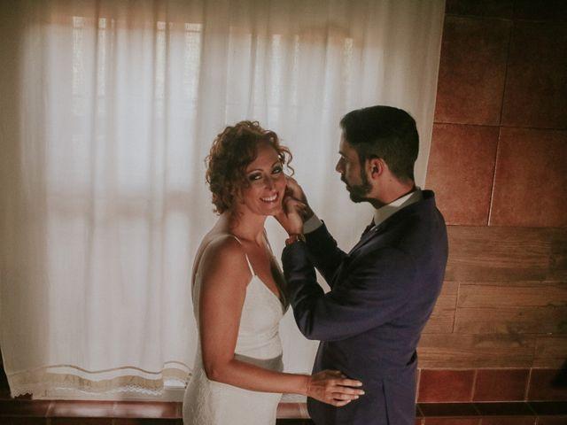 La boda de Mario y Maria José en Burguillos, Sevilla 13