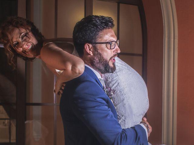 La boda de Maria José y Mario