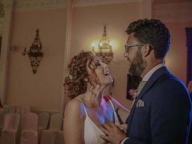 La boda de Mario y Maria José en Burguillos, Sevilla 39