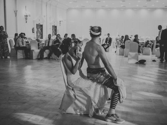 La boda de Mario y Maria José en Burguillos, Sevilla 41