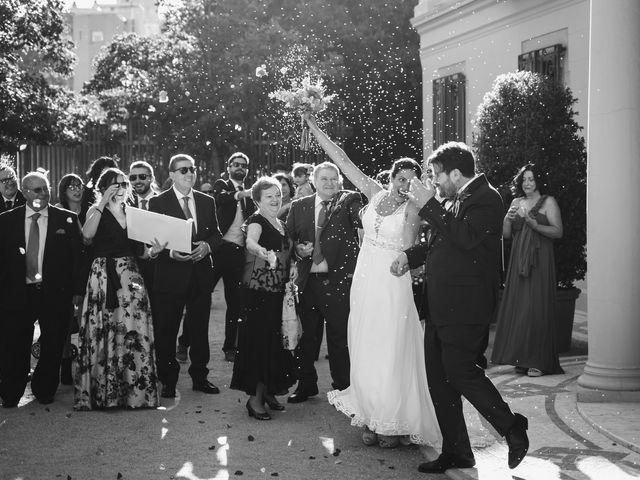 La boda de Julio y Bea en Barcelona, Barcelona 38