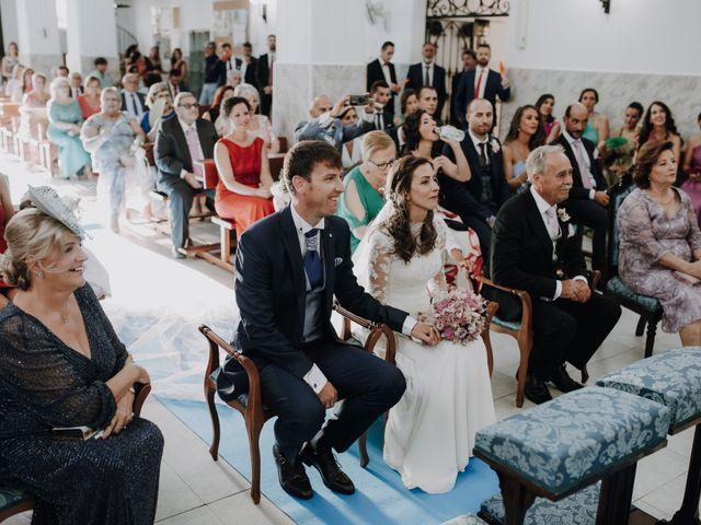 La boda de Alejandro y Isabel en La Roca De La Sierra, Badajoz 20