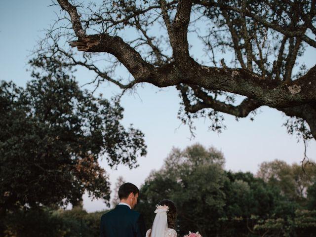 La boda de Alejandro y Isabel en La Roca De La Sierra, Badajoz 28