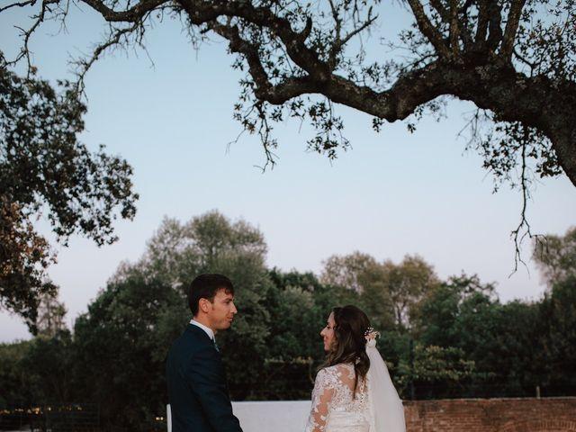 La boda de Alejandro y Isabel en La Roca De La Sierra, Badajoz 29