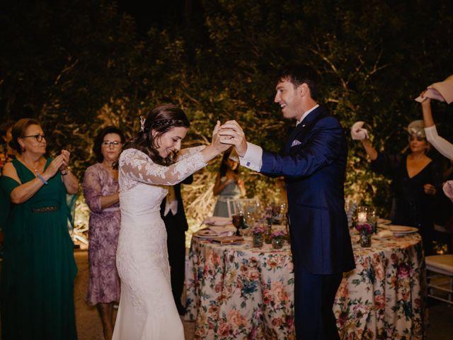 La boda de Alejandro y Isabel en La Roca De La Sierra, Badajoz 43