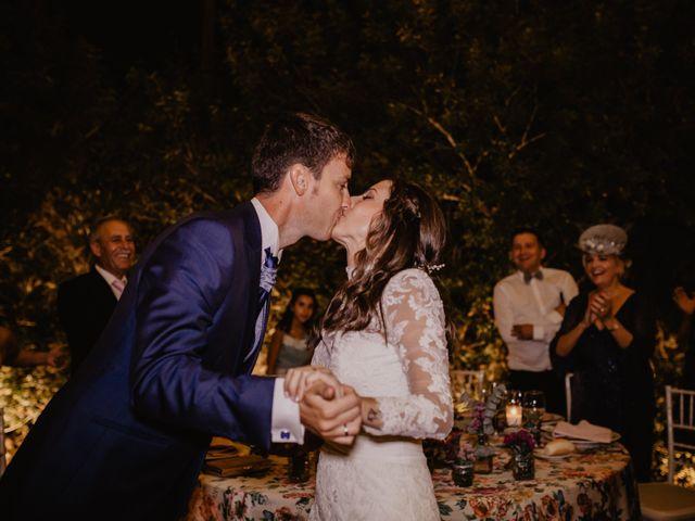La boda de Alejandro y Isabel en La Roca De La Sierra, Badajoz 44
