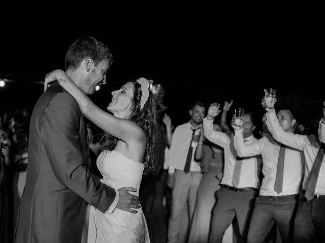 La boda de Alejandro y Isabel en La Roca De La Sierra, Badajoz 2