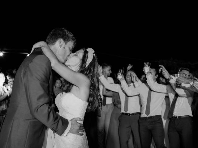 La boda de Alejandro y Isabel en La Roca De La Sierra, Badajoz 48