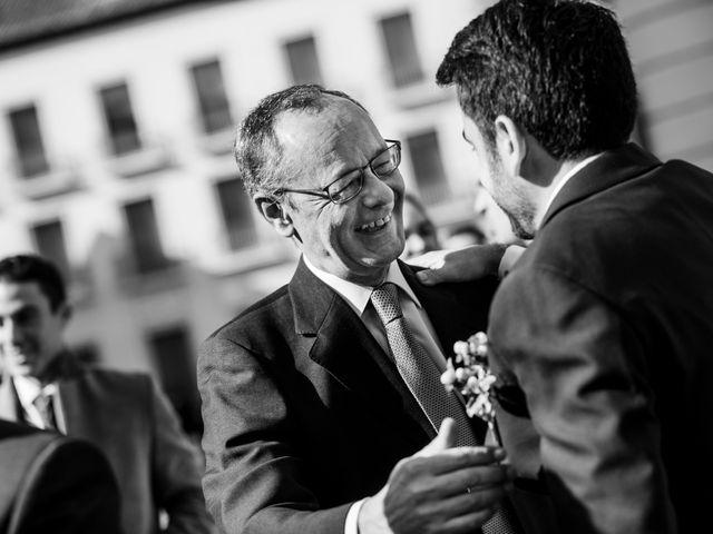 La boda de Blanca y Nacho en Madrid, Madrid 19