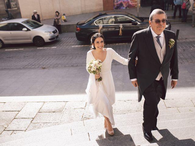 La boda de Blanca y Nacho en Madrid, Madrid 25