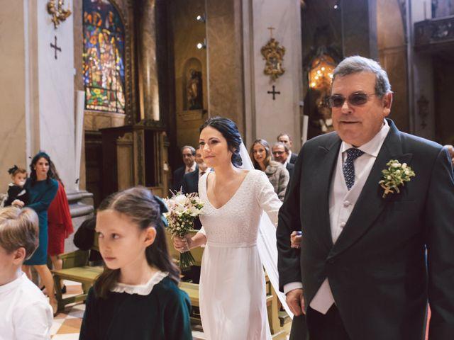 La boda de Blanca y Nacho en Madrid, Madrid 28