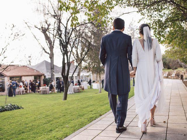 La boda de Blanca y Nacho en Madrid, Madrid 49