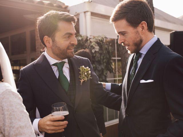 La boda de Blanca y Nacho en Madrid, Madrid 54