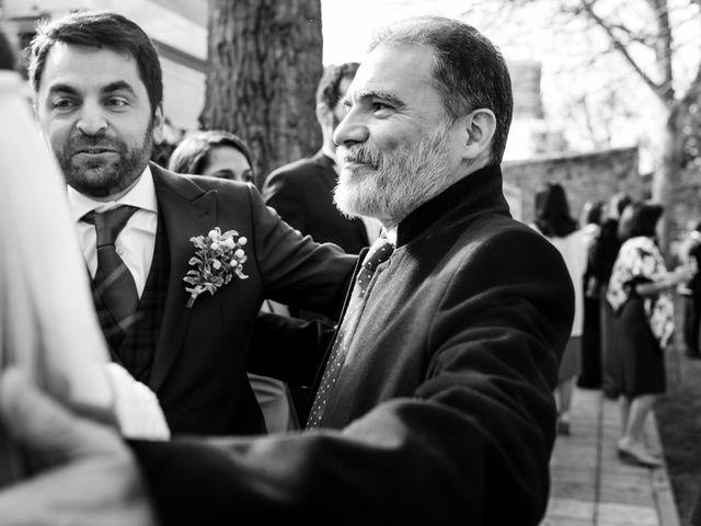 La boda de Blanca y Nacho en Madrid, Madrid 55