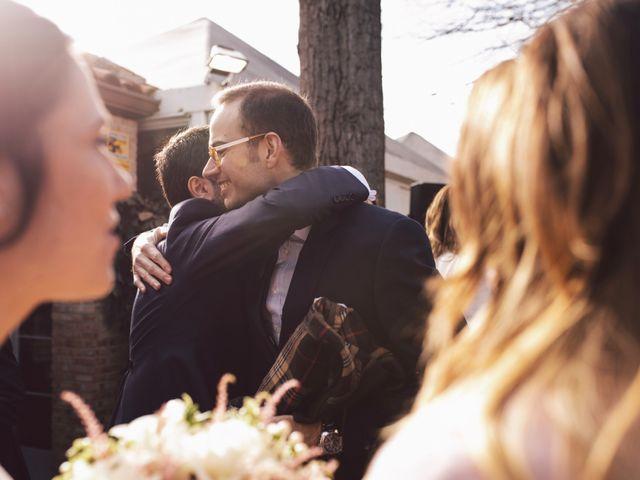 La boda de Blanca y Nacho en Madrid, Madrid 57