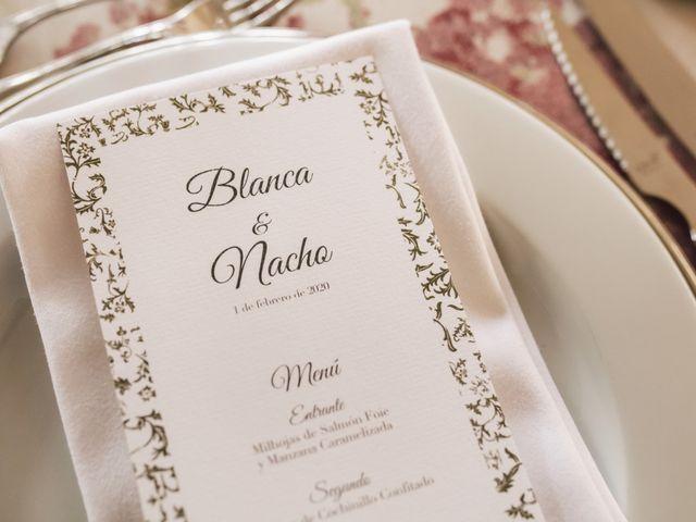 La boda de Blanca y Nacho en Madrid, Madrid 68
