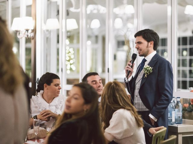 La boda de Blanca y Nacho en Madrid, Madrid 86